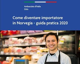 """""""Guida pratica per gli importatori italiani in Norvegia"""": nuovo e-book dell'Ambasciata a Oslo"""