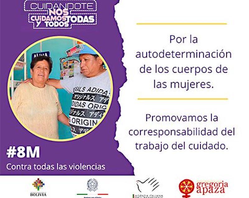 L'AICS in Bolivia: genere e salute per prevenire il cancro al collo dell'utero
