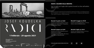 Campidoglio: quattro incontri online per la mostra dedicata a Josef Koudelka