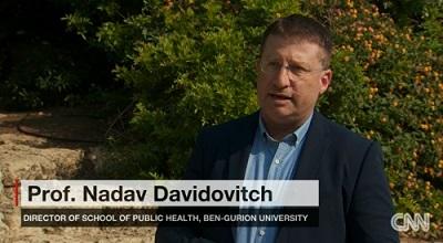 """""""Vaccinazioni: la success story di Israele"""": webinar in italiano con Nadav Davidovich"""
