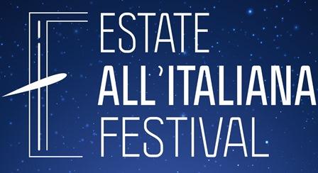 ESTATE ALL'ITALIANA FESTIVAL PREMIATA DAL PUBBLICO
