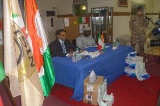 LA COOPERAZIONE ITALIANA AL FIANCO DEL MINISTERO DELLA SALUTE DEL NIGER NELLA LOTTA CONTRO IL COVID-19