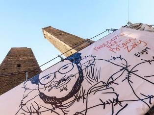 Bologna conferisce la cittadinanza onoraria a Patrick Zaki