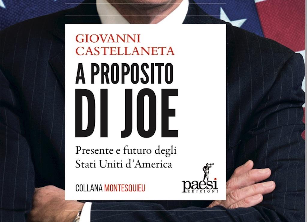 """""""A proposito di Joe"""": l'ambasciatore Castellaneta svela Biden e il futuro degli Stati Uniti"""