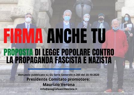 Quadrelli – Verona (Pd): estesa all'estero la raccolta firme per la proposta di legge sull