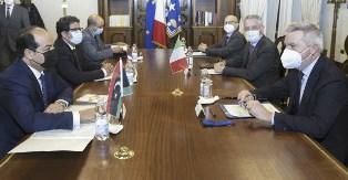 Italia – Libia: Guerini incontra il Vice Presidente del Governo di accordo nazionale