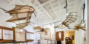 Roma: al via i tour virtuali della mostra di Leonardo da Vinci a Palazzo della Cancelleria