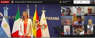 Paranà: celebrato il gemellaggio con Leonforte