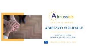 """Abruzzo Solidale: partecipazione record al bando di """"Abrussels"""""""
