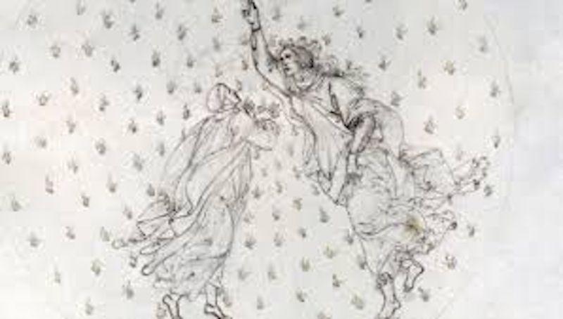 """""""Botticelli e Dante: i disegni per la Divina Commedia"""" in un webinar dell'IIC San Francisco"""