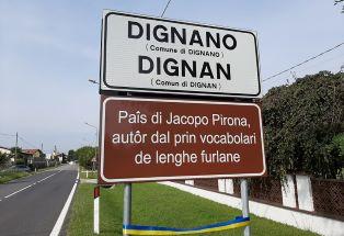 MINORANZE: DIGNANO RICORDA JACOPO PIRONA CON 5 TARGHE TOPONOMASTICHE
