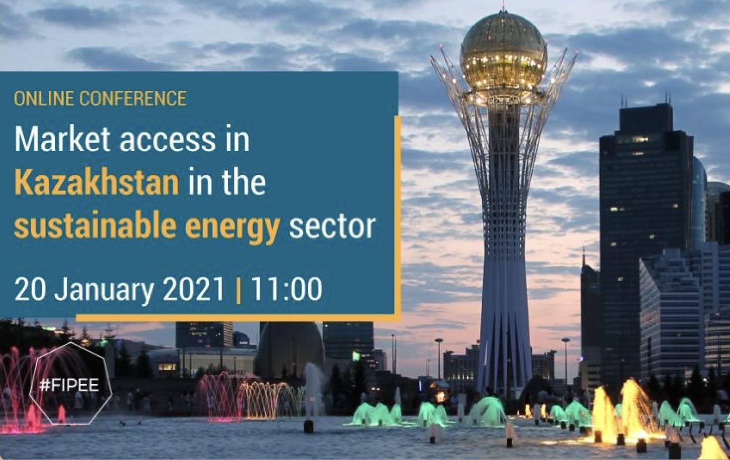 UNIDO ITPO Italy organizza conferenza sulle modalità di accesso al mercato dell'energia sostenibile in Kazakistan