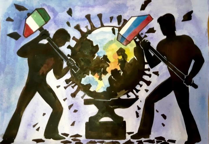 """""""Mosca-Roma. 2020. Riflessi"""": concorso per giovani artisti"""