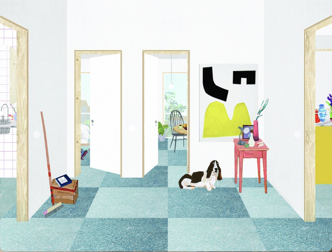 """""""At Home. Progetti per l'abitare contemporaneo"""": l'esposizione del MAXXI al CCB di Lisbona"""