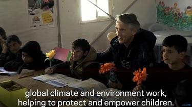Unicef, sport e ambiente: Roberto Mancini lancia la partnership con Formula E con un nuovo video