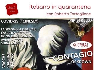 Italiano in quarantena: alla Dante di Oslo la conferenza di Roberto Tartaglione