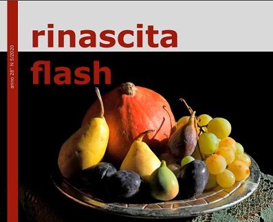 """ONLINE IL NUOVO NUMERO DI """"RINASCITA FLASH"""""""
