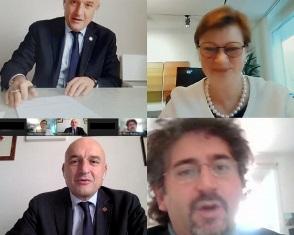 Studenti tedeschi a Siena: accordo dell'Università con la Hochschule Coburg
