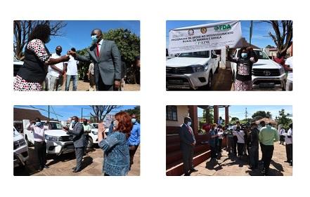 L'Aics e il Fondo di Sviluppo Agrario del Mozambico a sostegno dello sviluppo locale nel cuore del Paese