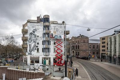 Diversity in Bureaucracy: ad Amsterdam arriva il murales mangia-smog tutto italiano