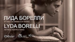"""""""Lyda Borelli attrice di cinema e teatro"""" in mostra all'IIC di Mosca"""