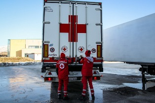 Migranti: Croce Rossa Italiana invia aiuti in Bosnia