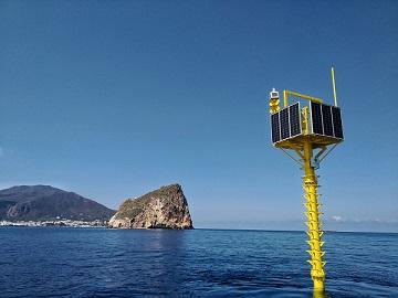 Ingv: a Panarea operativo un nuovo sistema di monitoraggio sottomarino