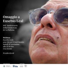 OMAGGIO A EUSEBIO LEAL: L'AICS AL SEMINARIO PROMOSSO DA AMBASCIATA CUBANA E IILA