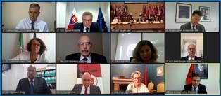 TERRORISMO/ SERENI ALL'OSCE: SI STA RIORGANIZZANDO IN SILENZIO