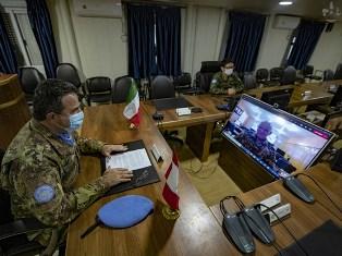 Libano: videosorveglianza per la sala operativa delle LAF