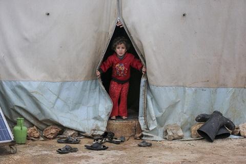 Siria: i bambini che conoscono solo la guerra