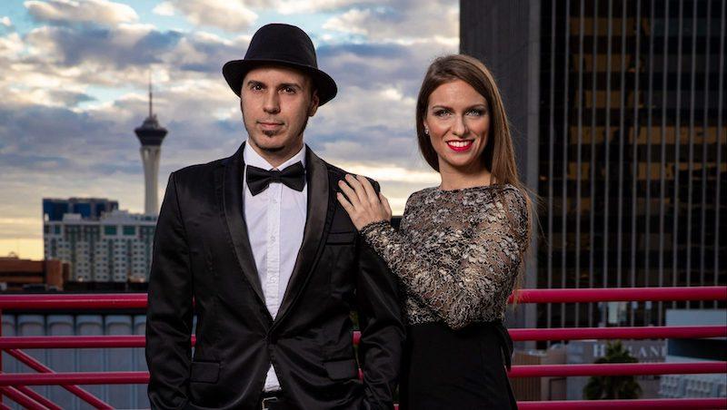 Sergio e Anna: i fondatori italiani dei Vegas Movie Awards - di Silvia Giudici
