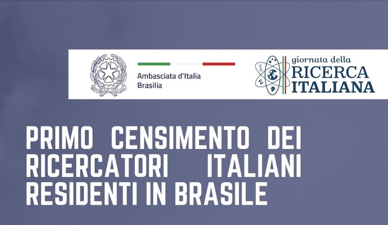 Primo censimento dei ricercatori scientifici italiani in Brasile