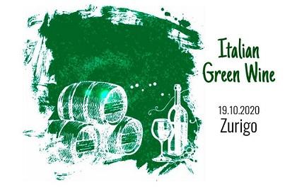 """""""ITALIAN GREEN WINE"""" A ZURIGO CON LA CCIS"""