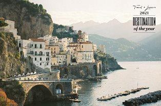 "ITALIA ""DESTINATION OF THE YEAR 2021"" SECONDO TRAVEL + LEISURE"