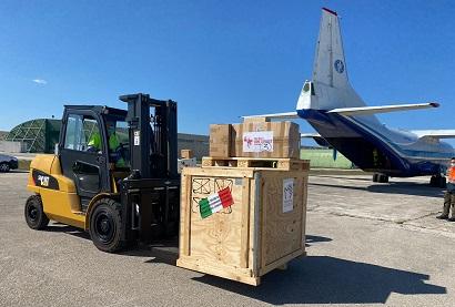 Sud Sudan: nuovo volo umanitario della Cooperazione Italiana