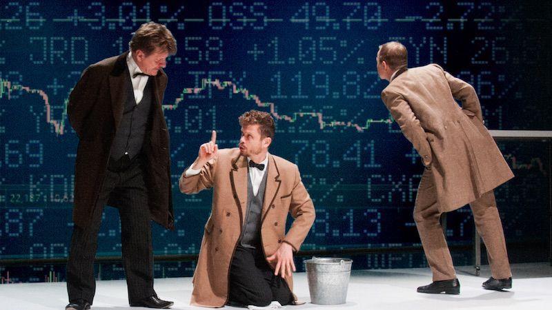 """""""Lehman Trilogy"""": il teatro di Stefano Massini in Finlandia"""