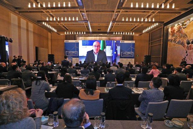 Italia – Cina/ Cingolani: le nostre aziende possono cooperare con successo