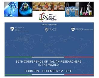 Houston: pubblicati gli atti della XV conferenza dei ricercatori italiani nel mondo