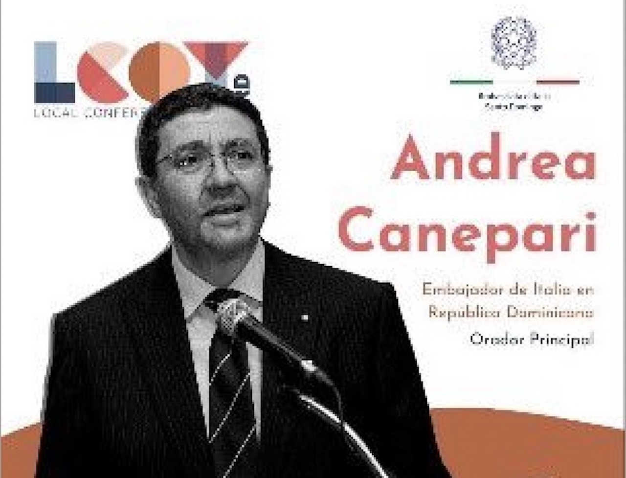 L'ambasciatore Canepari alla prima Conferenza Locale dei Giovani sul Cambiamento Climatico in Repubblica Dominicana