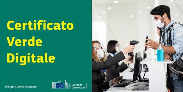 Il Parlamento Ue accelera l'adozione del Certificato verde digitale