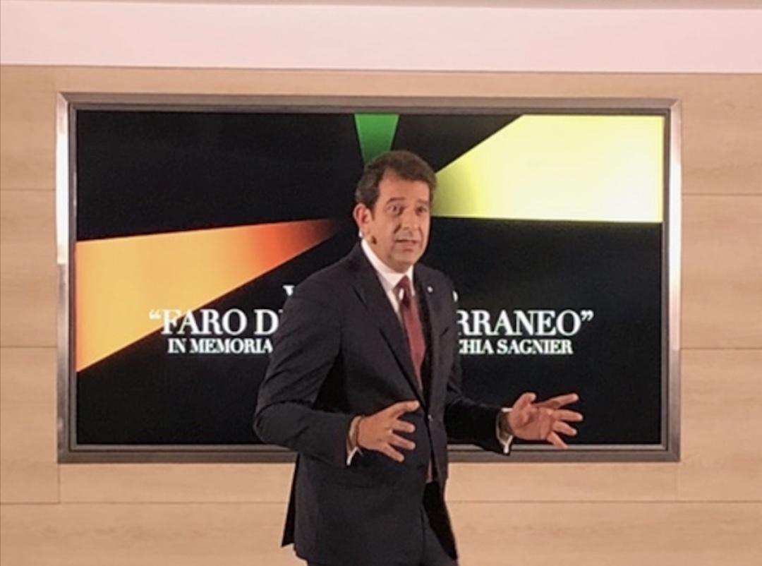 """Isopan Ibérica e Uriach vincitori del VII Premio """"Faro del Mediterráneo"""" organizzato dalla CCI – Barcellona"""
