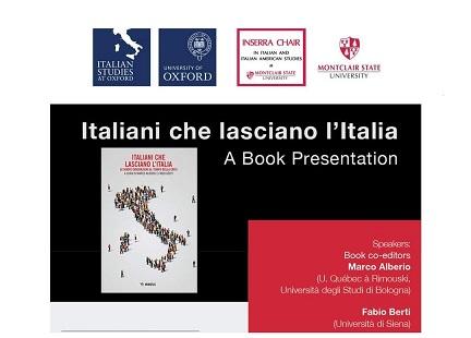 Italiani che lasciano l'Italia: online il dibattito sul volume di Alberio e Berti