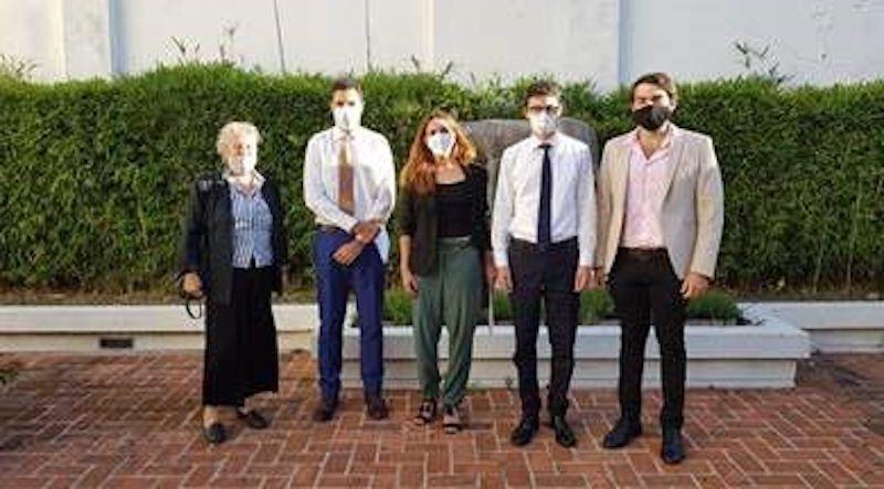 Montevideo: l'Ambasciata incontra una delegazione dell