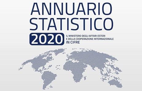 Annuario Statistico 2020: la Farnesina in cifre