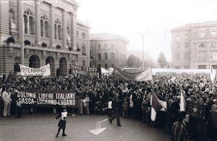 Immigrazione italiana in Svizzera 1970-1990: quarant