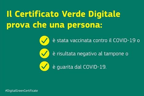 """Certificato verde digitale: come funziona il """"passaporto"""" proposto dall'Ue"""