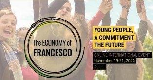 THE ECONOMY OF FRANCESCO: GIOVANI ECONOMISTI DI TUTTO IL MONDO COLLEGATI CON ASSISI
