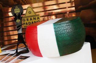 Export 2020: il Grana Padano Dop cresce del 3,43%