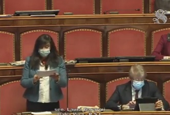 """Dl immigrazione/ Garavini (Iv): """"no"""" alle risposte semplicistiche dei populisti"""